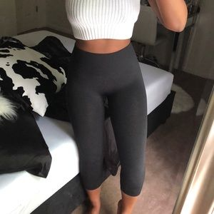 lululemon athletica Pants - Lululemon high waist crops